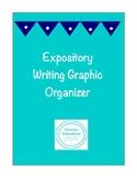 Expository Writing Graphic Organizer