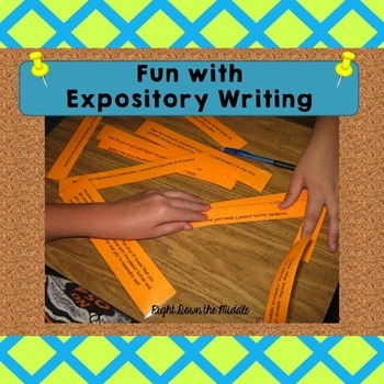 """Expository Writing {""""How To"""" Informational Writing Lesson}"""