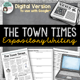 Expository Writing - Digital / Google Drive Version