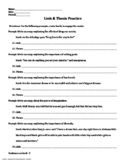Expository Writing - Introductions