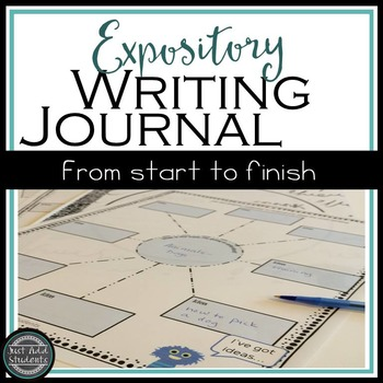 Expository Writing Journal
