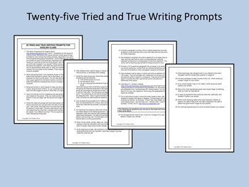 Expository Writing Lessons Bundle for High School English