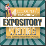 Expository Writing Pack
