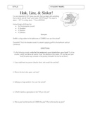 Expository Writing Packet - Mini Lessons to Build Writing
