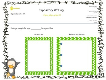 Expository Writing- Penguin Pet