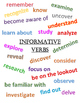 Expository Writing Pillar and informative verbs