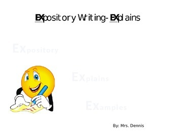 Expository Writing Power Point