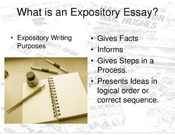 Expository Writing Prezi Presentation