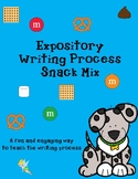 Expository Writing-lesson that models every step with engaging activity