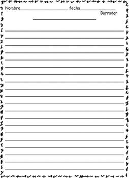 Expository Writing Prompts/ Escritura Expositiva
