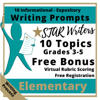 expository writing prompts for 3rd grade By fifth grade, students are developing basic fluency as writers in order to hone their skills, fifth graders should practice supporting claims with factual information, conveying information clearly, and writing narratives in a logical order.