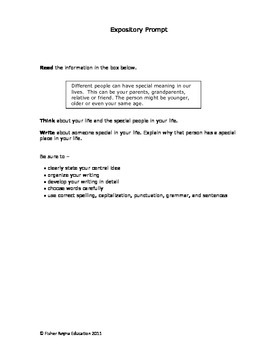 expository essay writing prompts Expository essay prompts - download as pdf file (pdf), text file (txt) or view presentation slides online.