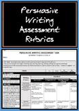 Expository Writing Rubrics