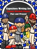 Expository Writing Set- Famous Baseball Players