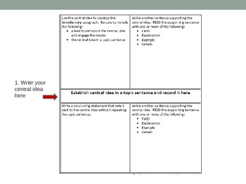 Expository Writing - Step by Step