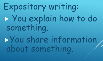 How to write an expository essay step by step