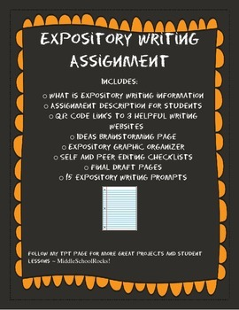 Expository Writing Student Guide