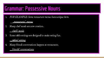 Expository Writing: Sweatshops (PowerpointSlides)