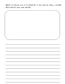 Expository Writing Templates