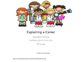 Expository Writing Unit- Careers!