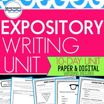 Expository Writing Informational Historical News Story Google Classroom