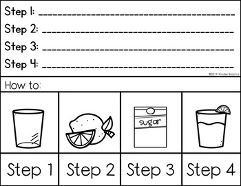 Expository Writing and How To Writing {Making Lemonade}
