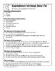 Expository and Information Writing Packet and Teaching Ideas