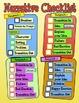 Expository/Narrative Checklist Combo