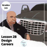 Design - Career Curriculum Stories - Teaching Kids About Careers