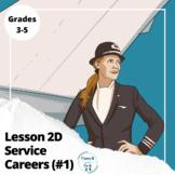 Service (#1) - Career Curriculum Stories - Teaching Kids A