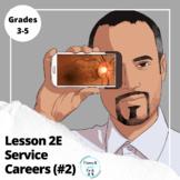 Service (#2) - Career Curriculum Stories - Teaching Kids A