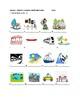 Exprésate 1 Chapter 10 Vocabulary 2 Identification Practice/Quiz