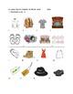 Exprésate 1 Chapter 8 Vocabulary 1 Identification Practice/Quiz