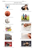 Expresate 3 1 Nouns and Verbs Worksheet