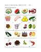 Exprésate 3 Chapter 4 Vocabulary 2 Identification Practice/Quiz