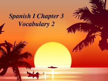 Expresate Sp 1 Ch 3 Voc 2 Voc Powerpoint