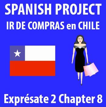 Spanish - Chilean Shopping Project