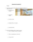 Exprésate ch 5.2 Vocab Quiz