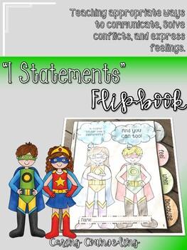 """I Statements"" Flip-book"