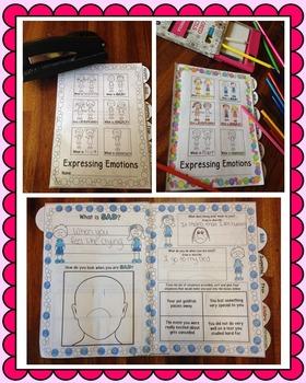 Expressing Emotions Tab WorkBook