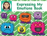 Expressing My Emotions Interactive Book