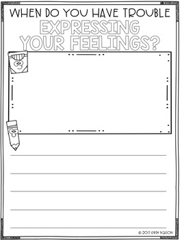 Expressing Your Feelings