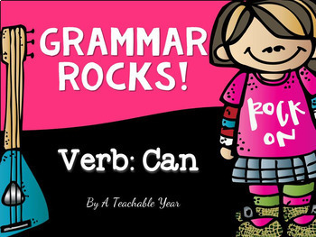 Verb Can