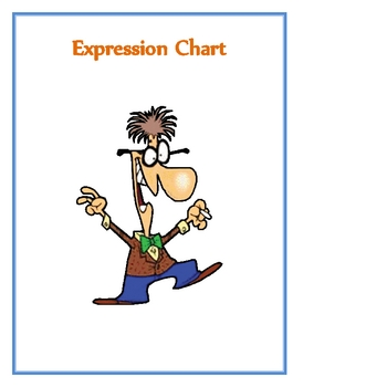 Expression Chart (Writing Expressions)