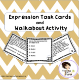Expression Walkabout Activity