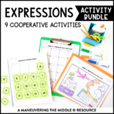 Expressions Activity Bundle