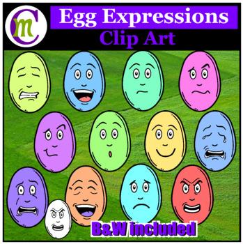 Emoji Clip Art   Eggs