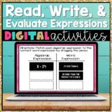 Expressions Digital Activities