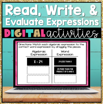Expressions Digital Activities