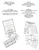 Expressions/Equations Bundle For All 6th Grade Standards 10 Activities 170 Pages